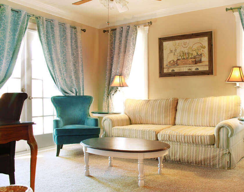 View Our Rooms - Living Room